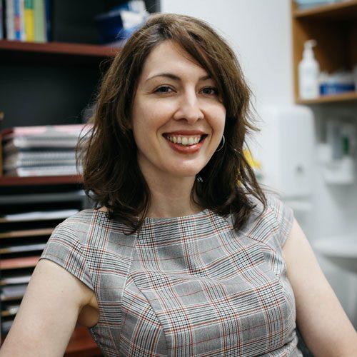 Dr Andrea Hickman