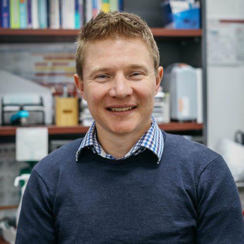Dr Ben Webb