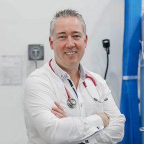 Dr Luke Holden