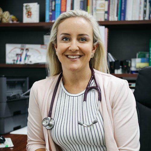 Dr Tessa King